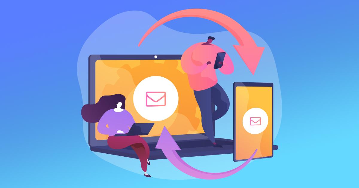 Sådan sender du sms fra din computer, bærbare eller tablet